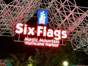 Contact of Six Flags Magic Mountain customer service