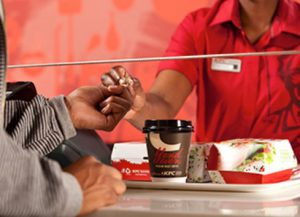 KFC store south africa