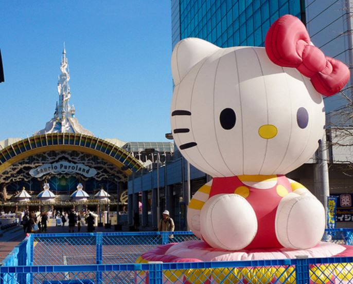 ad40a5e90 Sanrio Puroland is a popular theme park in Japan after the Tokyo  Disneyland. Established in the year 1990, the theme park is spread across  an area of ...