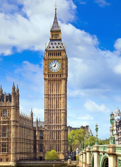 Contact of Big Ben, London (phone, address)