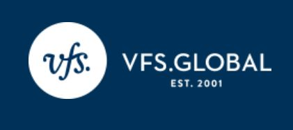 Contact of VFS Global customer service (phone, email